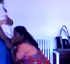 Indian maid Doing blowjob