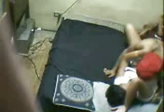 Insane Indian stud Fucking His Gf on Hidden web cam