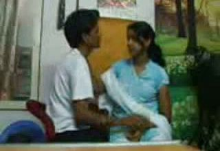Pervy And Spunk addicted Dark skinned first timer Indian wife gives blow job
