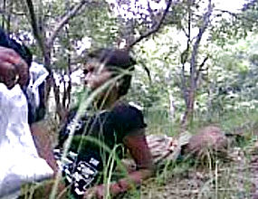 Outdoor fuckfest Of a nice Indian Calcuta duo On Web cam