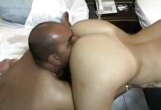 Big titted and Insane Fledgling Indian mummy chooses sloppy fuck fest