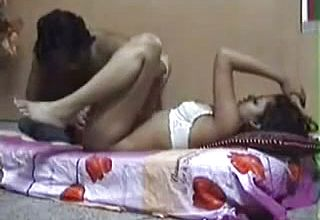 Indian First timer duo luvs Their super hot missionary Ravage On camera