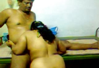 Round Indian Fatso deepthroated Her Mans intense Shaft in homemade porno Video