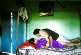 Indian Dude has Indeed Swift intercourse with his housewife