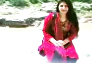 Cute and cool unexperienced Pakistani wifey unclothes On web cam