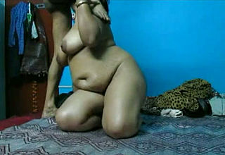 Lush Dirty-minded Indian Brown haired Wife Gets beaten Rear end