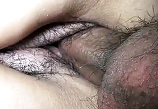 Wife hairy Phudi