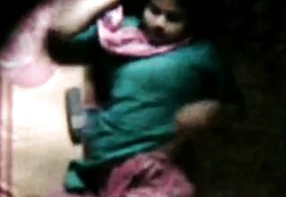 Barishal Girl happy Masturbating In her bed Seen By Neighbor