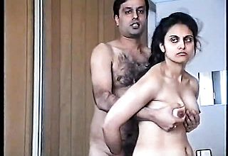 Indian fledgling Gal Has Her Hubby Drilling her Vagina Fro